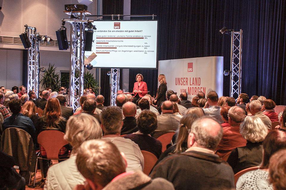 Malu Dreyer beendet Bürgerdialog-Tour