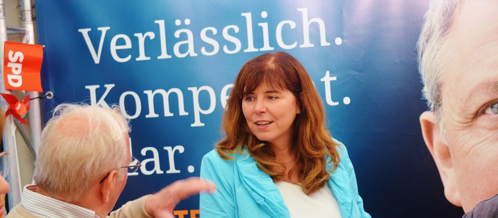 Jutta Steinruck OB-Kandidatin für Ludwigshafen