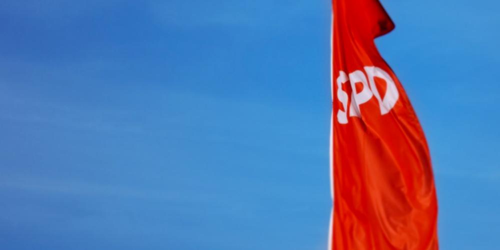 Der erste Mai mit der SPD Rheinland-Pfalz