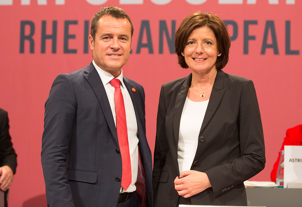 Daniel Stich folgt Jens Guth als Generalsekretär