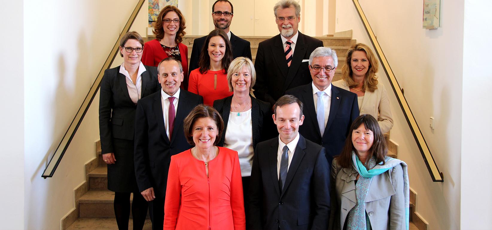Malu Dreyer gewählt – neue Regierung vereidigt