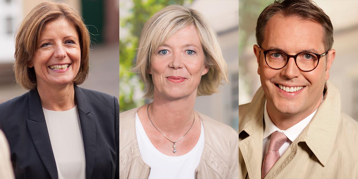 Malu Dreyer für Parteivorstand nominiert