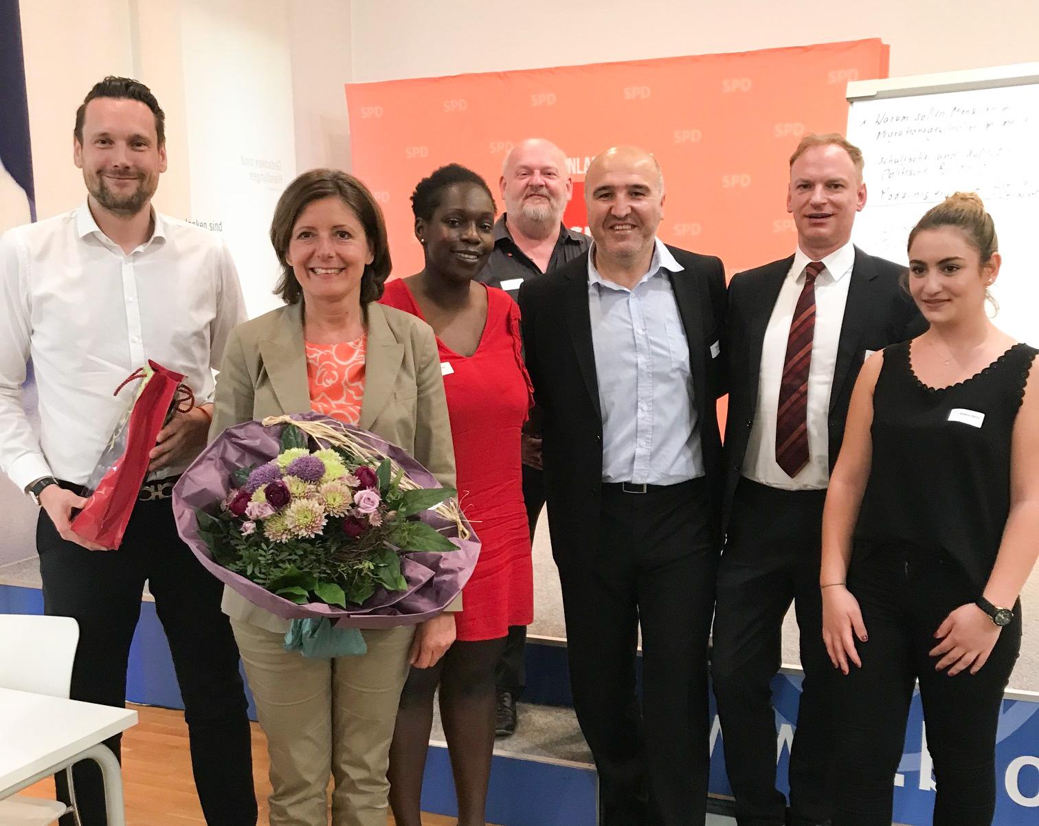SPD Rheinland-Pfalz will Menschen mit Migrationshintergrund stärker einbinden