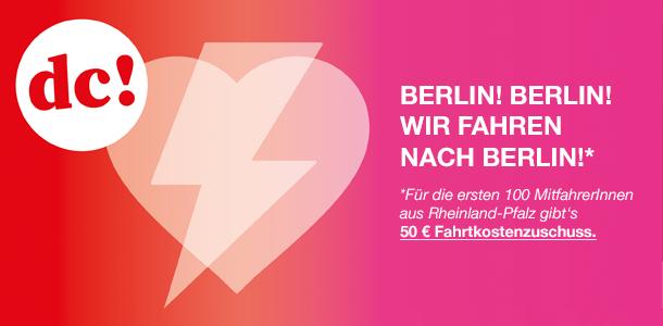 SPD RLP prägt 1. SPD-Debattencamp in Berlin mit