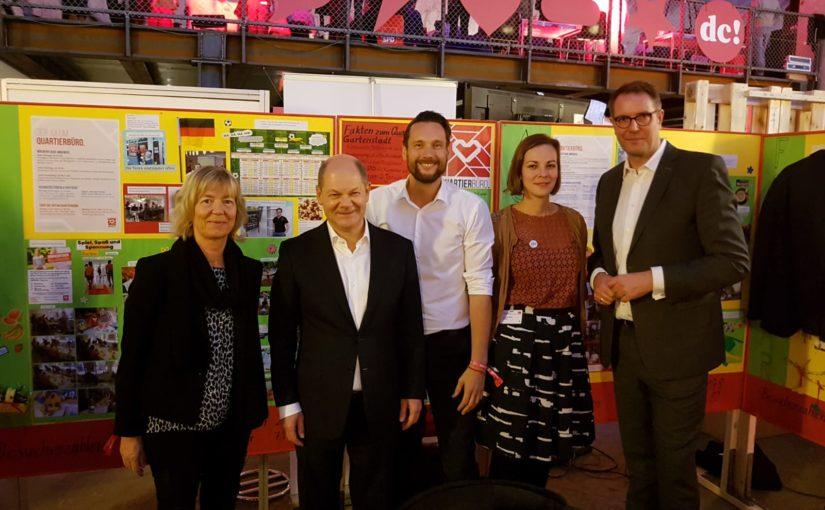 SPD Rheinland-Pfalz überzeugt auf erstem Debattencamp in Berlin