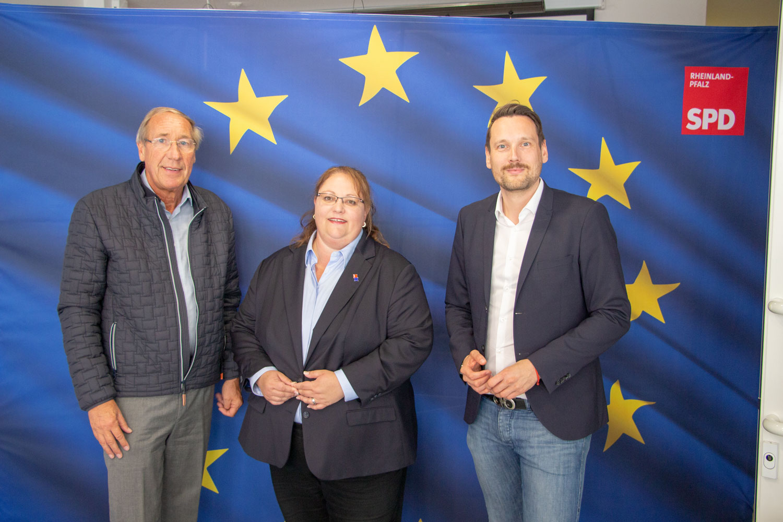 SPD RLP startet Pop-Up-Stores zur Europawahl