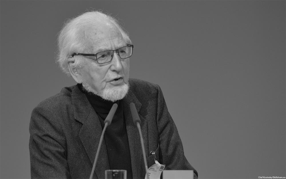 Roger Lewentz zum Tode Erhard Epplers