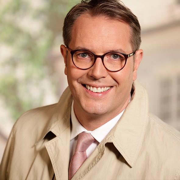 Alexander Schweitzer, MdL