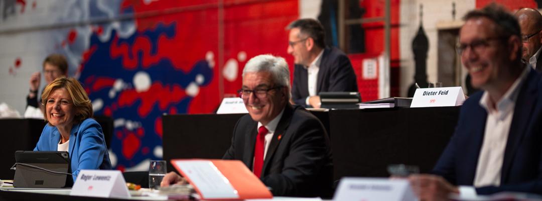 SPD-Parteitag ohne Applaus – Delegierte virtuell dabei