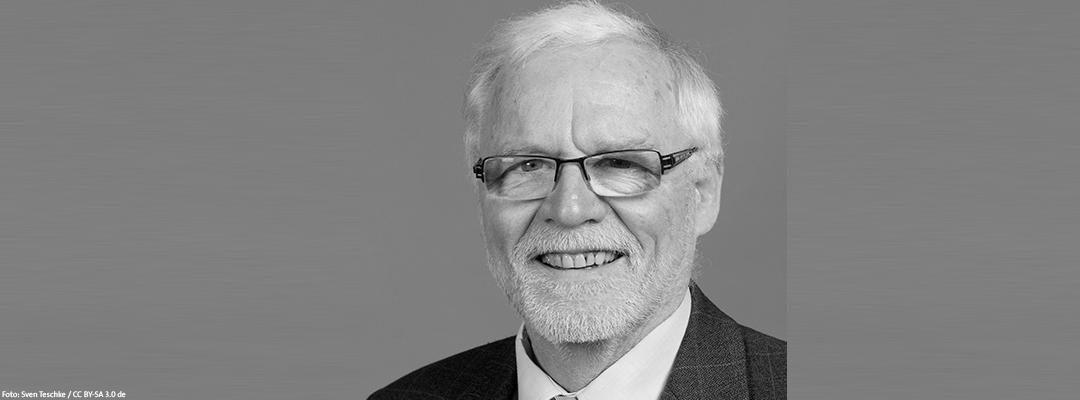 SPD Rheinland-Pfalz trauert um Peter Wilhelm Dröscher