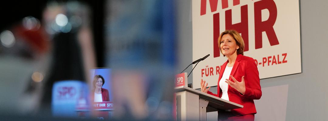 SPD Rheinland-Pfalz verabschiedet Regierungsprogramm für die Landtagswahl